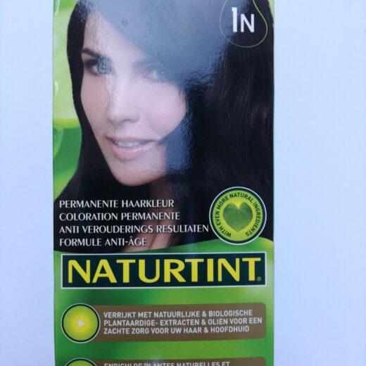 Haarkleur zwart 1N