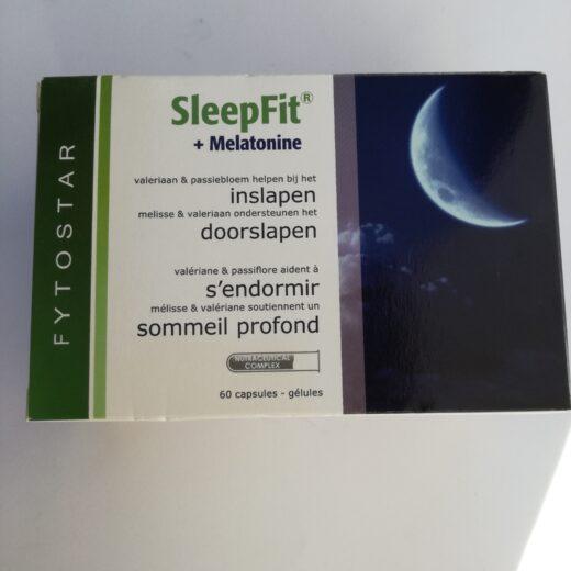 Sleepfit + Melatonine