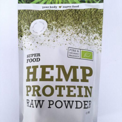 Hennep protein