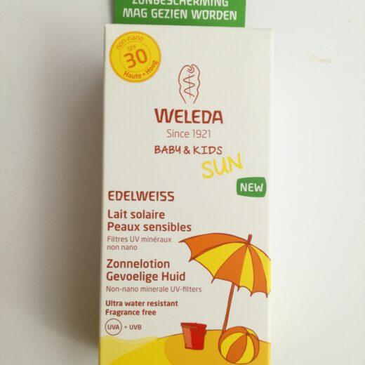 Crème solaire Baby & Kids & peaux sensibles SPF 30