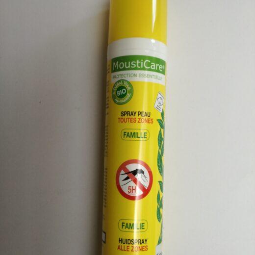 Mousticare huidspray