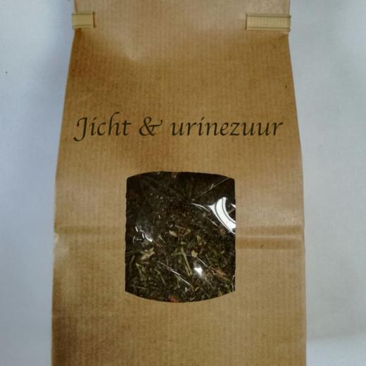 Jicht-urinezuurmix
