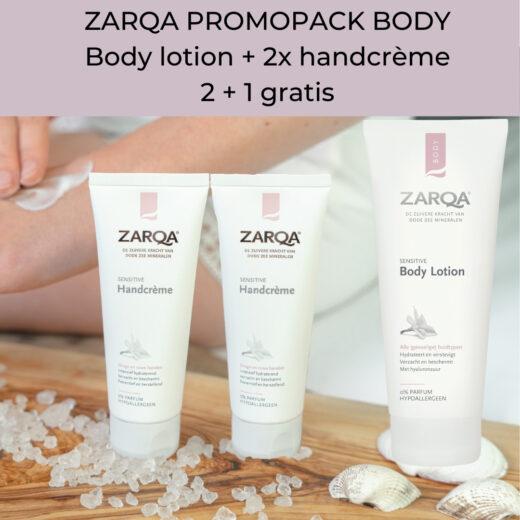 Promo handcrème