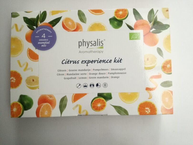 Citrus experience kit