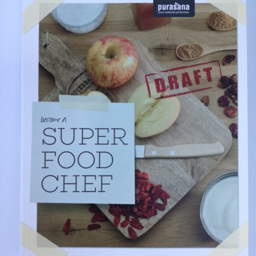 Become a superfood chef