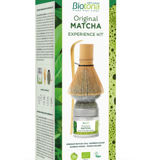 Matcha experience kit grey
