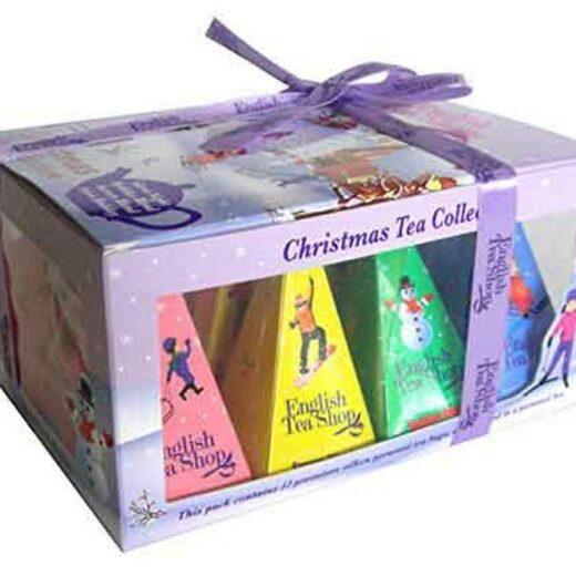 Christmas tea collection