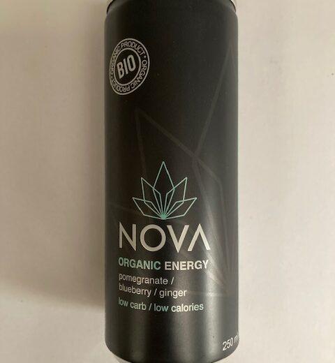 Energiedrank bio