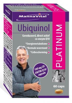 Ubiquinol met Q10